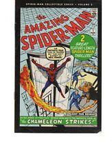 AMAZING SPIDER-MAN COLLECTIBLE SERIES VOLUME 3 REPRINTS ISSUE 1 CHAMELEON DITKO