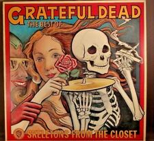 The Best Of The Grateful Dead: Skeletons From The Closet LP NM/NM W 2764 Record