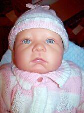 ASHTON DRAKE / MARIBEL VILLANOVA SO TRULY REAL 19 INCH JOINTED BABY DOLL