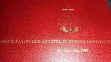 NAK-Internationale Zusammenkunft der Apostel 1980-Urwyler-neuapostolische Kirche