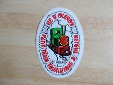 Autocollant / sticker Petit train touristique St Trojan île d'Oléron