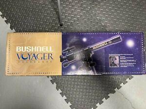 BUSHNELL Voyager 60mm Refractor Equatorial Mount Telescope #78-9565 NEW