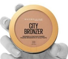 Maybelline City Bronzer #300, Bronzer & Contour Powder Deep Cool New Sealed