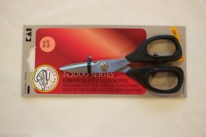 """KAI N5150 6"""" RAG QUILT SCISSOR WITH FREE SHIPPING AND FREE SHARPENING"""
