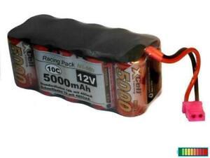 Hochstrom Wedico Akku XCell SCR 12V5000 mAh /mehrere Optionen...