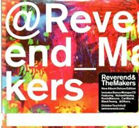 Reverend & The Makers, @Reverend_Makers, 2012 2 disc deluxe digipack cd, NEW