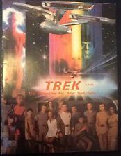 TREK The Magazine For Star Trek Fans #15 1980 Fanzine