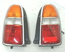 DAIHATSU MIRA GINO L700 L7 L710 Rear Combination Tail Lamp Light Pair JDM OEM