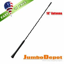 "US 16"" Roof Mast Whip Radio Aerial Fuba Antenna Fit for 2003-2008 Toyota Corolla"