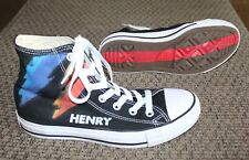 Converse Chuck Taylor Boston Special Edition High Top Shoes Men's 5.5 Womens 7.5