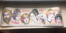 Jonny Lashley Tattooer Tattoo Artist Nasville Tennessee Print Poster Rare HTF