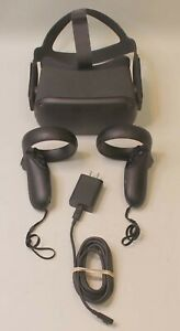 OCULUS QUEST 1 MH-B 64 GB STANDALONE VR HEADSET W/ CONTROLLERS - BLACK