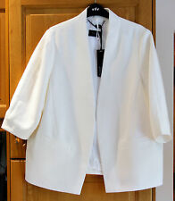 BNWT RRP £99 SIZE 16 M&S AUTOGRAPH FORMAL JACKET EUR 44, USA 14. GR8 FOR WEDDING