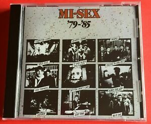 Mi-Sex 79-85 CD Greatest Hits CD Brand New And Sealed Free Post