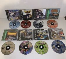 Playstation Game Lot of 13 Games Original PS1 Need For Sped, Road Rash, NASCAR!!