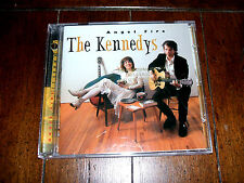The Kennedys - Angel Fire CD Promo (1998 Philo Records) The Fire And The Rose NM
