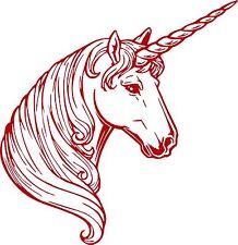 Fantasy Unicorn Magic Horse Car Truck Wall Laptop Vinyl Decal Sticker