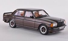 NEO Mercedes Benz W123 AMG Dark Brown Resin 1:43*New Item!