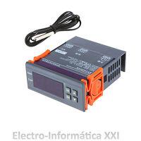 Empresa española - Termostato Digital de Encastrar 220 v MH1210A