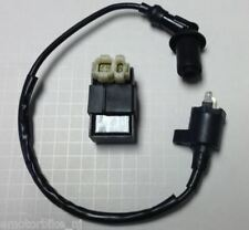 GY6 IGNITION COIL + 6 PIN CDI BOX 50cc 125cc 150cc 200cc 250cc MOPED ATV SCOOTER