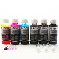BCH Canada Premium 600 ml 20oz Ink Refill Kit for HP Canon Epson Brother Lexmark