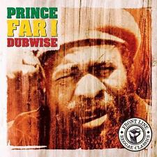 PRINCE FAR I Dubwise CD BRAND NEW Dub Wise Front Line Reggae Classics