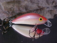 Salmo Hornet Lure H4F-PO in Color PEARL ORANGE for Walleye/Trout/Bass/Crappie