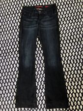Excellent! Ladies Banana Republic Dark Denim Flare Jeans, Sz 26/2