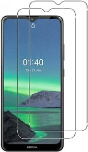 Nokia 1.4 / 5.4 Screen Protector Case Tempered Glass Clear Screen Guard Cover