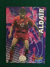 CALCIO 97 1997 CARDS n.21 ROMA ALDAIR , Figurina Card Panini NEW