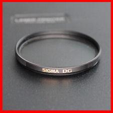 [canada] 52mm Sigma DG uv filter