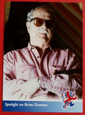 THE NEW AVENGERS - Card#69 - Spotlight on Brian Clemens - Strictly Ink 2006