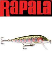 Rapala Countdown CD - 07 Colore RT 7cm  8gr SPINNING BASS TROTA ASPIO