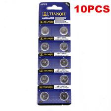 10PCS Useful AG13 LR44 SR44 L1154 357 A76 Batteries Button Cells Watch Camera