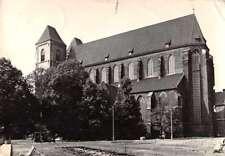 Brzeg Poland Church Exterior Real Photo Antique Postcard J75962