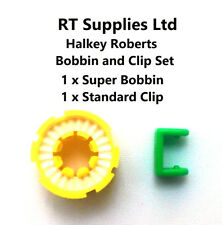 Super Bobbin and Clip Set - to fit Halkey Roberts Auto V85000 Inflator