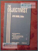 Ayn Rand THE OBJECTIVIST January 1970 Apollo and Dionysus Robert Hessen
