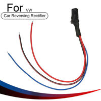 12V DC EU Car Reversing Rectifier Power Filter For VW Reverse Parking Camera