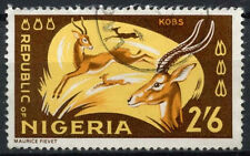 Nigeria 1965-6 SG#182, 2s6d Kobs Definitive Used #D19243