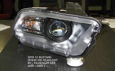 2010-12 Ford Mustang OEM Xenon/HID Headlight Assembly Right AR33-13005-C