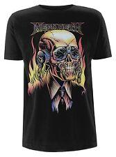 Megadeth-Flaming Vic-T-SHIRT-taglia size XL-NUOVO