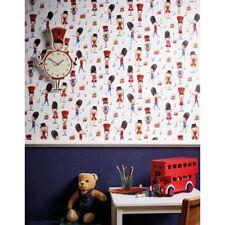 Arthouse Drummer Boy Childrens Wallpaper Music Soldier Drum Cartoon Motif 696003