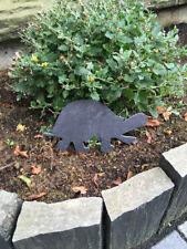 Schildkröte Garten deko Tischdeko Figur Schiefer Tier ca.25x13cm
