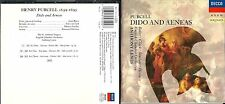 Purcell, Dido & Aeneas Decca cd- Lewis,Baker Clark,English Chamber Orchestra