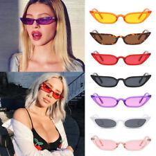 c9b9dae8af3 Fashion Women Cat Eye Sunglasses Small Vintage Glasses UV400 Eyewear Shades