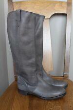 New Madewell for J Crew ARCHIVE Boots Sz 5.5 $298 Classic GRAY 96873