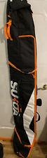 Sukoa Premium Padded Ski Bag for Air Travel Carry Bag Snow Gear Poles Accs - NWT