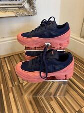Navy & Pink Adidas RAF Simons Size 5 New Without Box