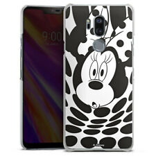 LG G7 ThinQ Handyhülle Case Hülle - Minnie Dots