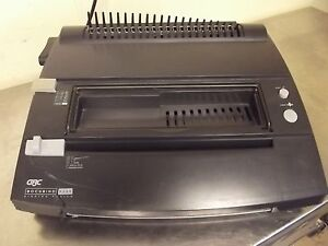 GBC Docubind P300 Electric Punch Comb Binding System